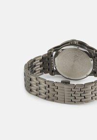 Versace Watches - CODE - Zegarek - gunmetal - 1