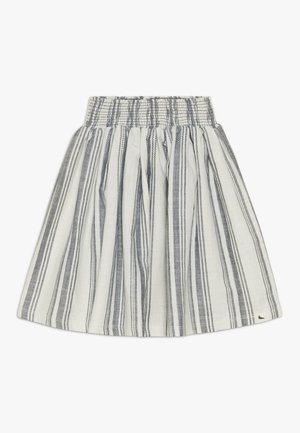 SEA STRIPE SKIRT - Áčková sukně - blue