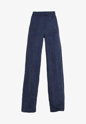 PROCURA - Trousers - navy