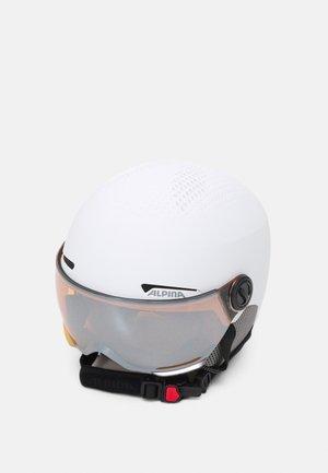 ARBER VISOR UNISEX - Casco - white matt
