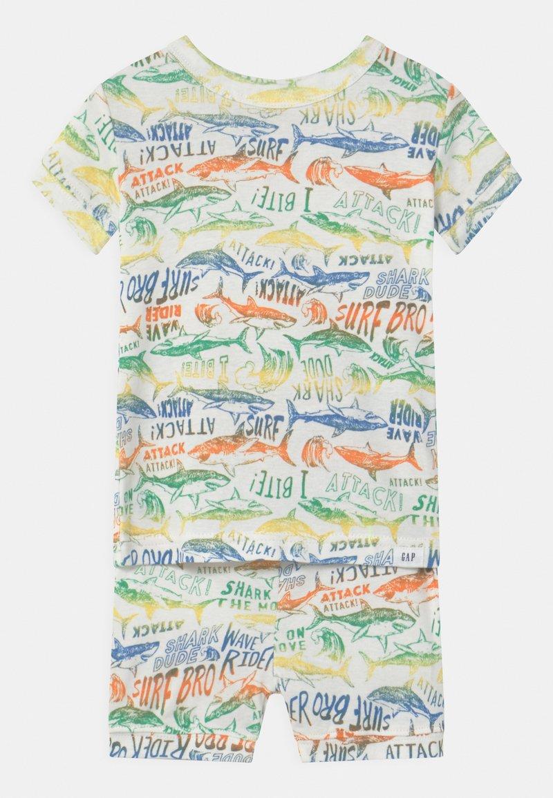 GAP - TODDLER BOY SHARK - Pyjama set - new off white