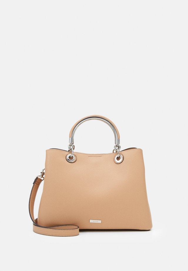 CHERRAWIA - Handbag - other beige