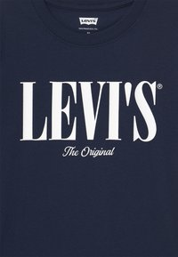 Levi's® - GRAPHIC UNISEX - Print T-shirt - blue - 2