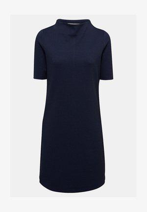 GEMUSTERTES - Jersey dress - dark blue