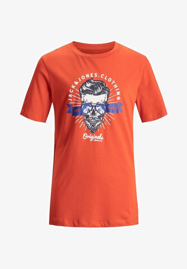 T-Shirt print - chili