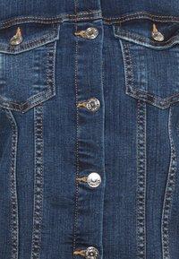 TOM TAILOR DENIM - EASY JACKET - Spijkerjas - used mid stone blue denim - 2