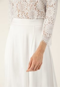 IVY & OAK BRIDAL - A-line skirt - snow white - 4