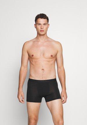 ANATOMICA COOL LITE BOXERS - Pants - black