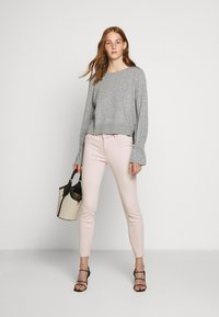 DL1961 - FLORENCE ANKLE MID RISE - Jeans Skinny Fit - camellia - 1