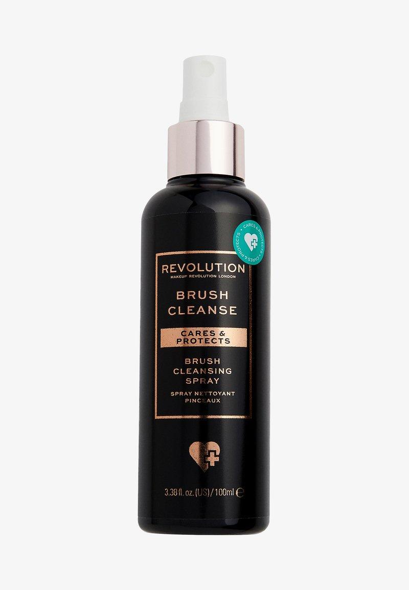 Revolution Skincare - ANTI-BACTERIAL BRUSH CLEANSING SPRAY - Cleanser - -
