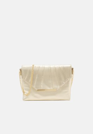 RFAUVETTE - Clutch - light gold