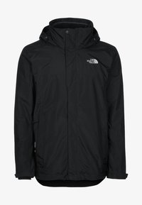 The North Face - EVOLUTION II TRICLIMATE - Outdoor jacket - black - 0