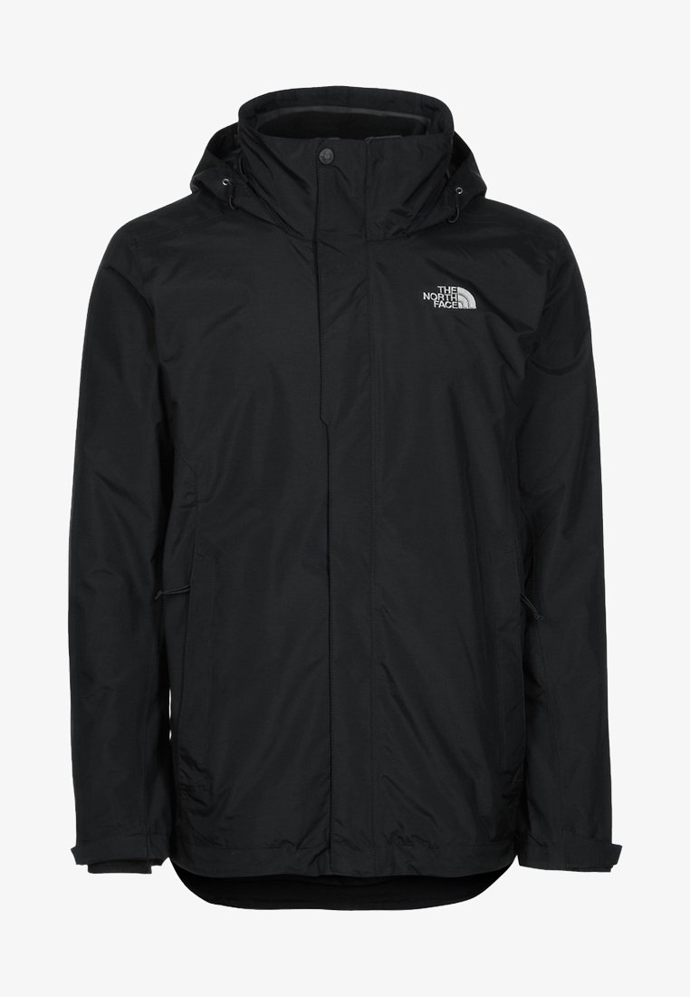 The North Face - EVOLUTION II TRICLIMATE - Outdoor jacket - black