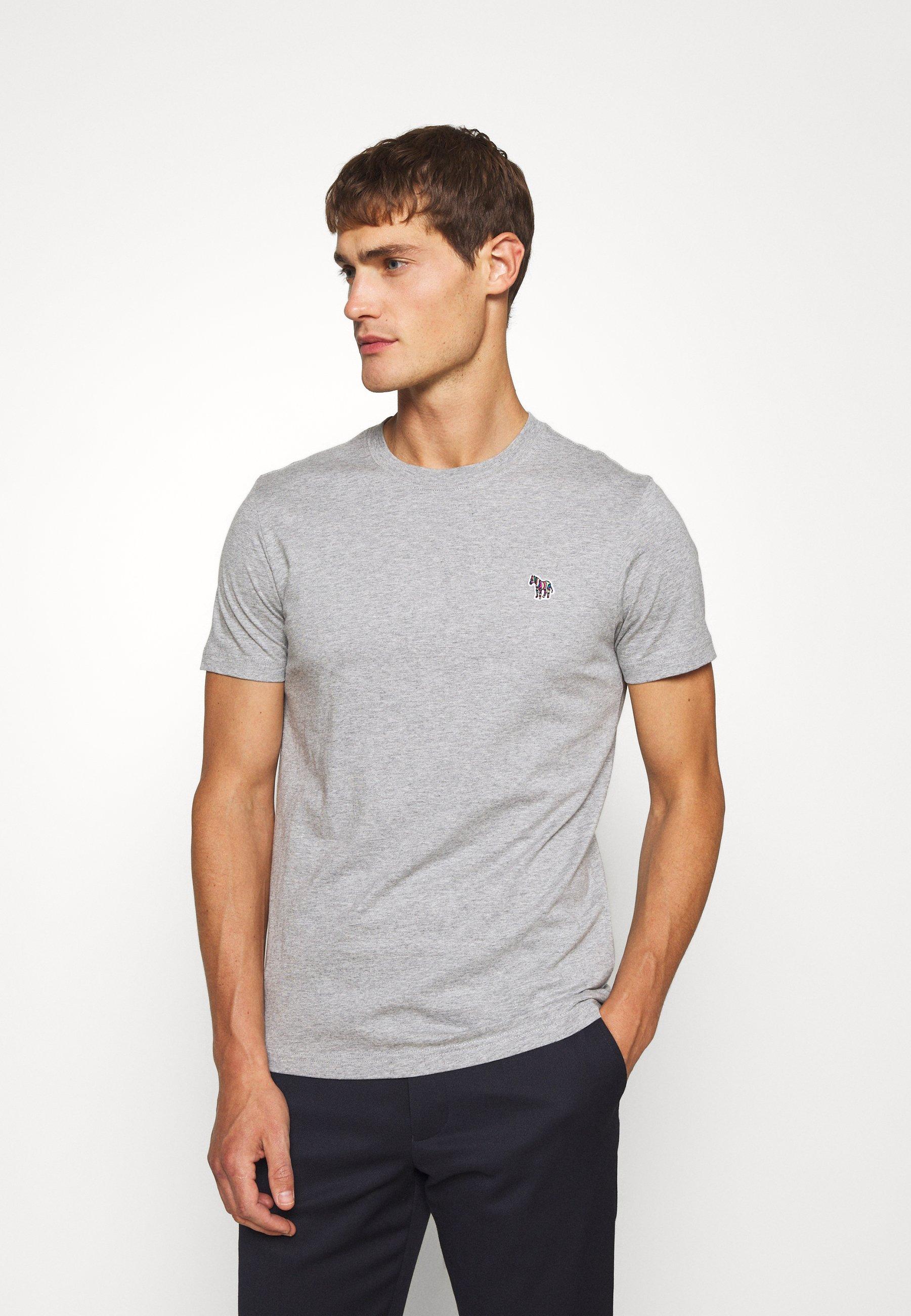 Homme ZEBRA UNISEX - T-shirt basique