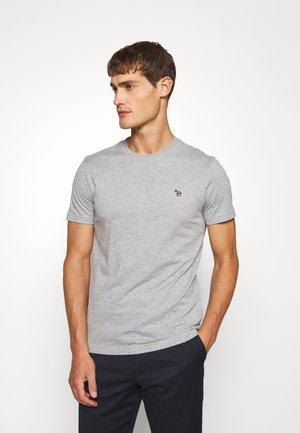 ZEBRA UNISEX - Basic T-shirt - mottled grey
