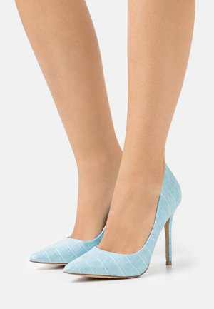 CATERINA - Klassiske pumps - blue