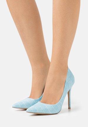 CATERINA - Classic heels - blue
