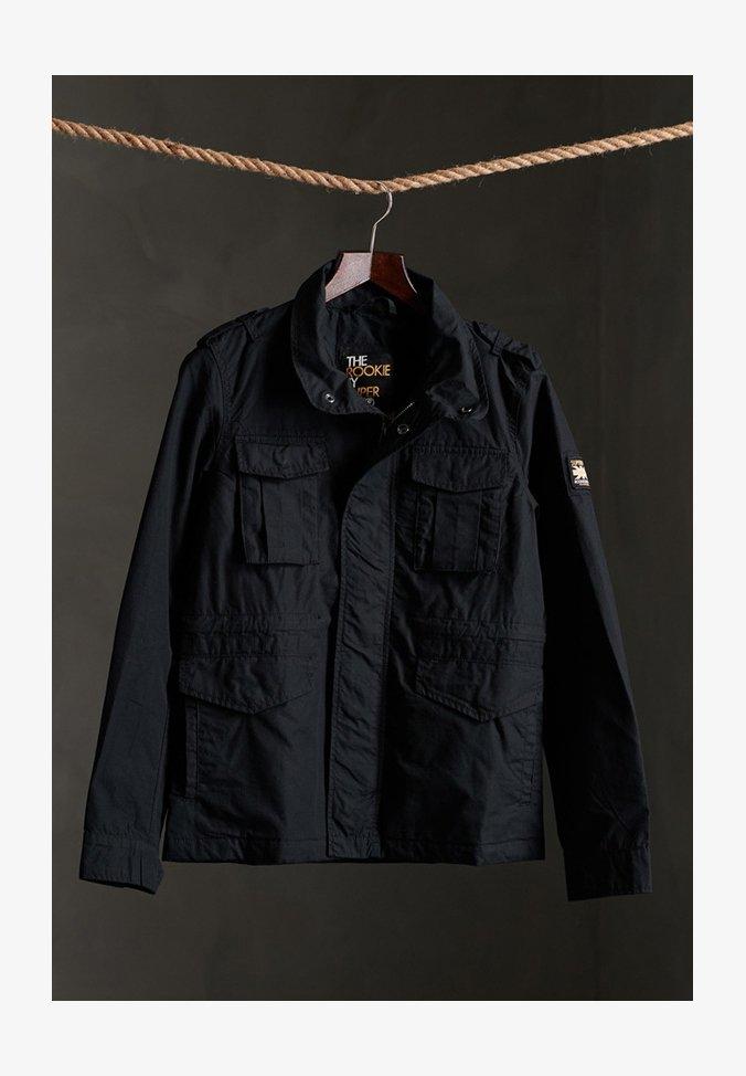 Superdry - Summer jacket - black