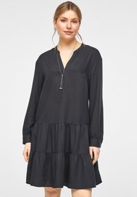 comma casual identity - Day dress - black - 6