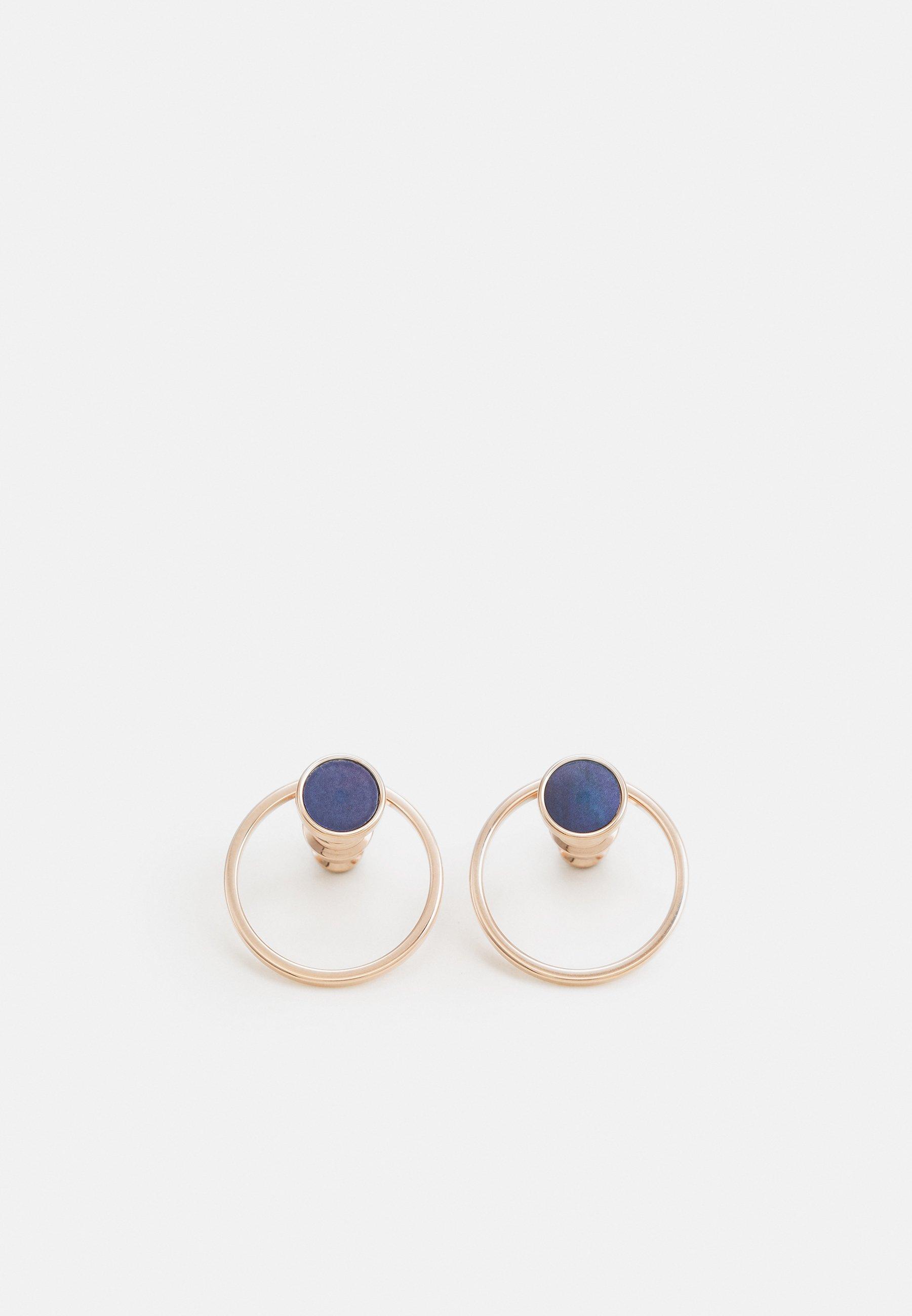 Skagen Agnethe Earrings Rose Gold Coloured Zalando Co Uk