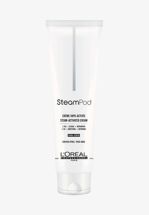STEAMPOD STRUKTURAUFBAUENDE CREME DICKES HAAR - Hair treatment - -
