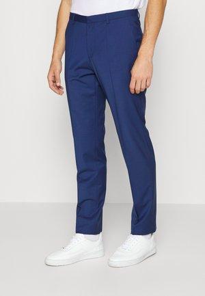 SIMMONS - Hlače za moške obleke - open blue