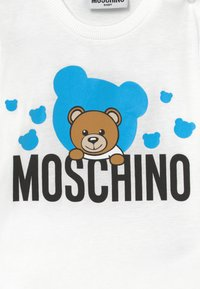 MOSCHINO - Long sleeved top - white - 3