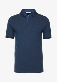 Only & Sons - ONSSTAN FITTED TEE  - Polotričko - ensign blue/black - 4