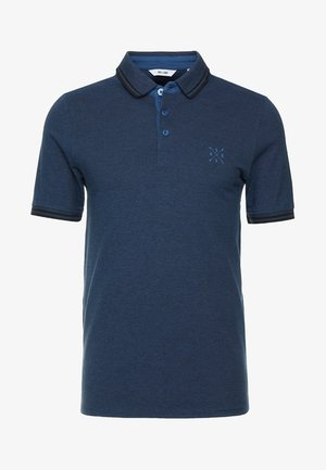 ONSSTAN FITTED TEE  - Polotričko - ensign blue/black