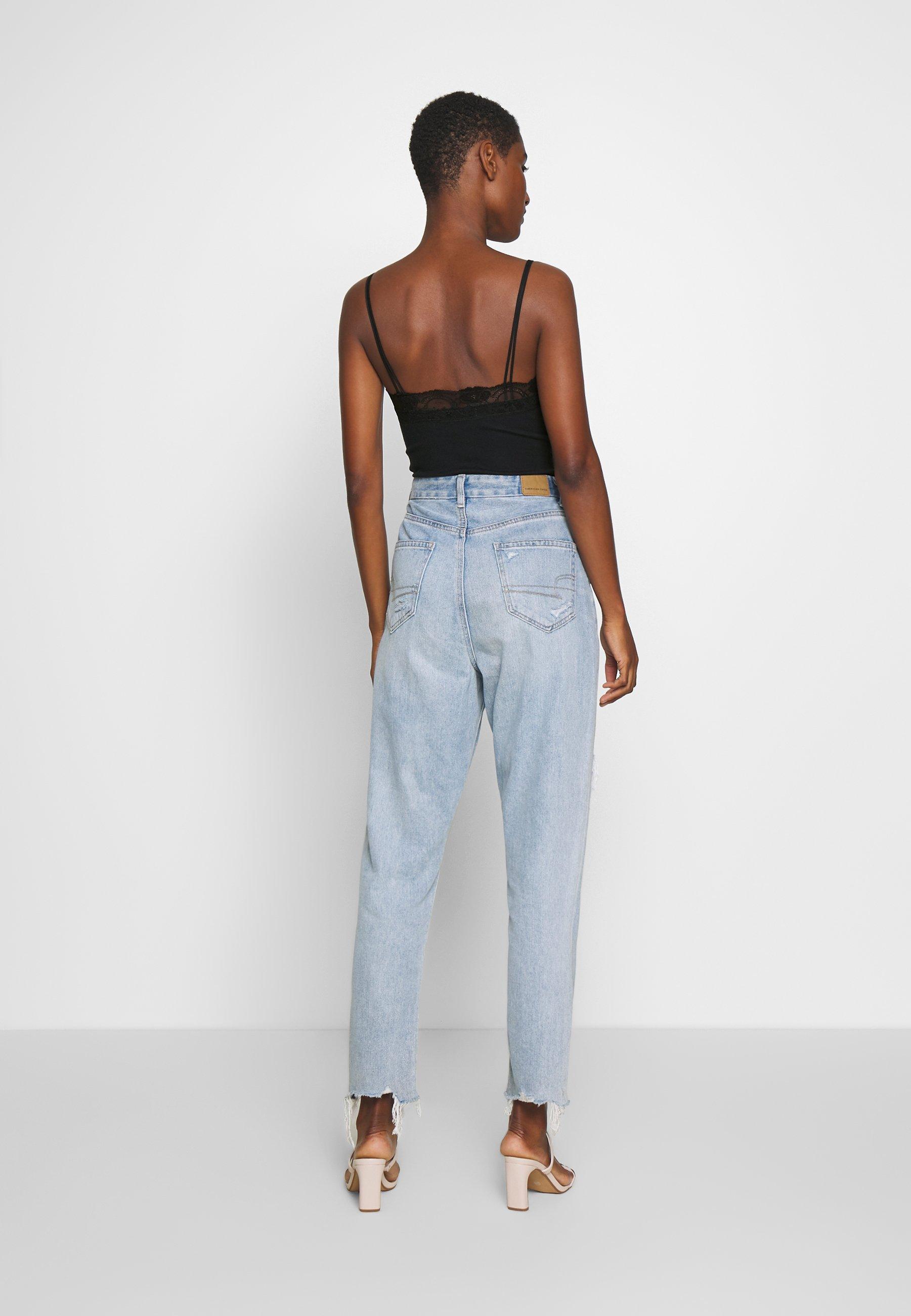 Abercrombie & Fitch Débardeur - black - Tops & T-shirts Femme WhZ5M