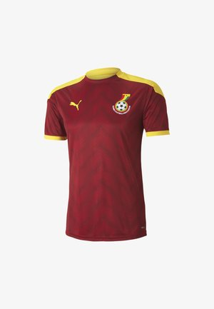 GHANA STADIUM  - National team wear - chili pepper-dandelion