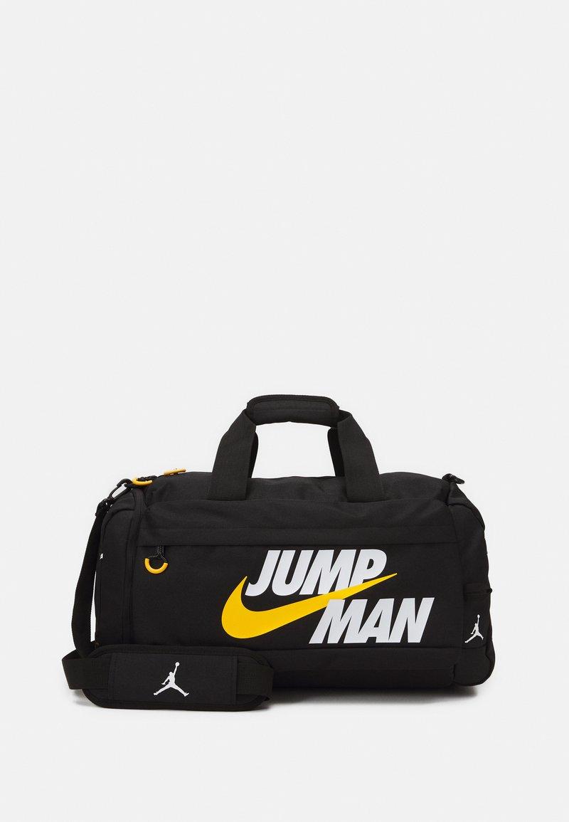 Jordan - JUMPMAN DUFFLEBAG UNISEX - Sportväska - black