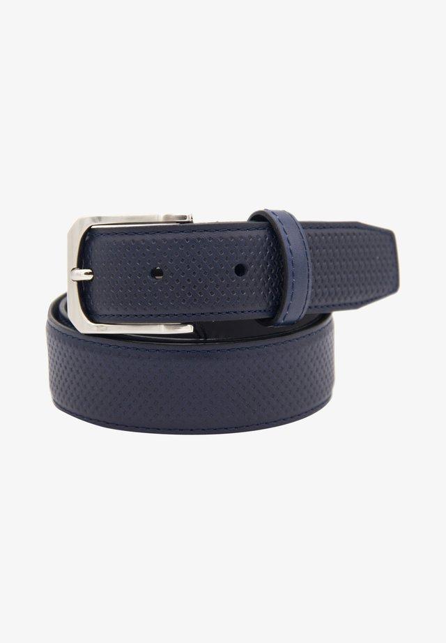 Belt - bleu