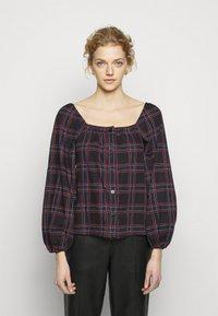Bruuns Bazaar - ELINE NARA BLOUSE - Blouse - red - 0