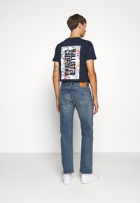 Levi's® - 501® ORIGINAL FIT - Džíny Straight Fit - candy paint - 2