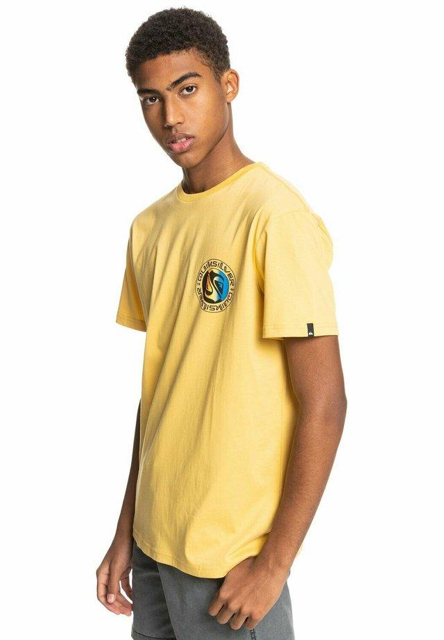MELLOW PHONIC  - Print T-shirt - rattan