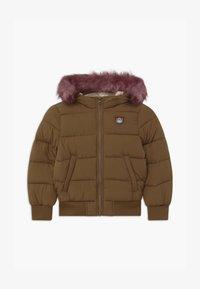 Benetton - FOREST FRIENDS - Zimní bunda - brown - 0