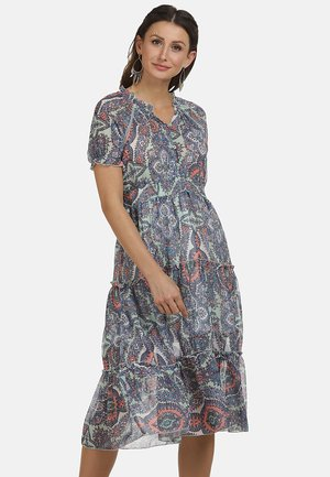SOMMERKLEID - Sukienka letnia - mint