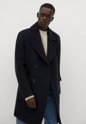 GENOVA - Zimní kabát - dunkles marineblau
