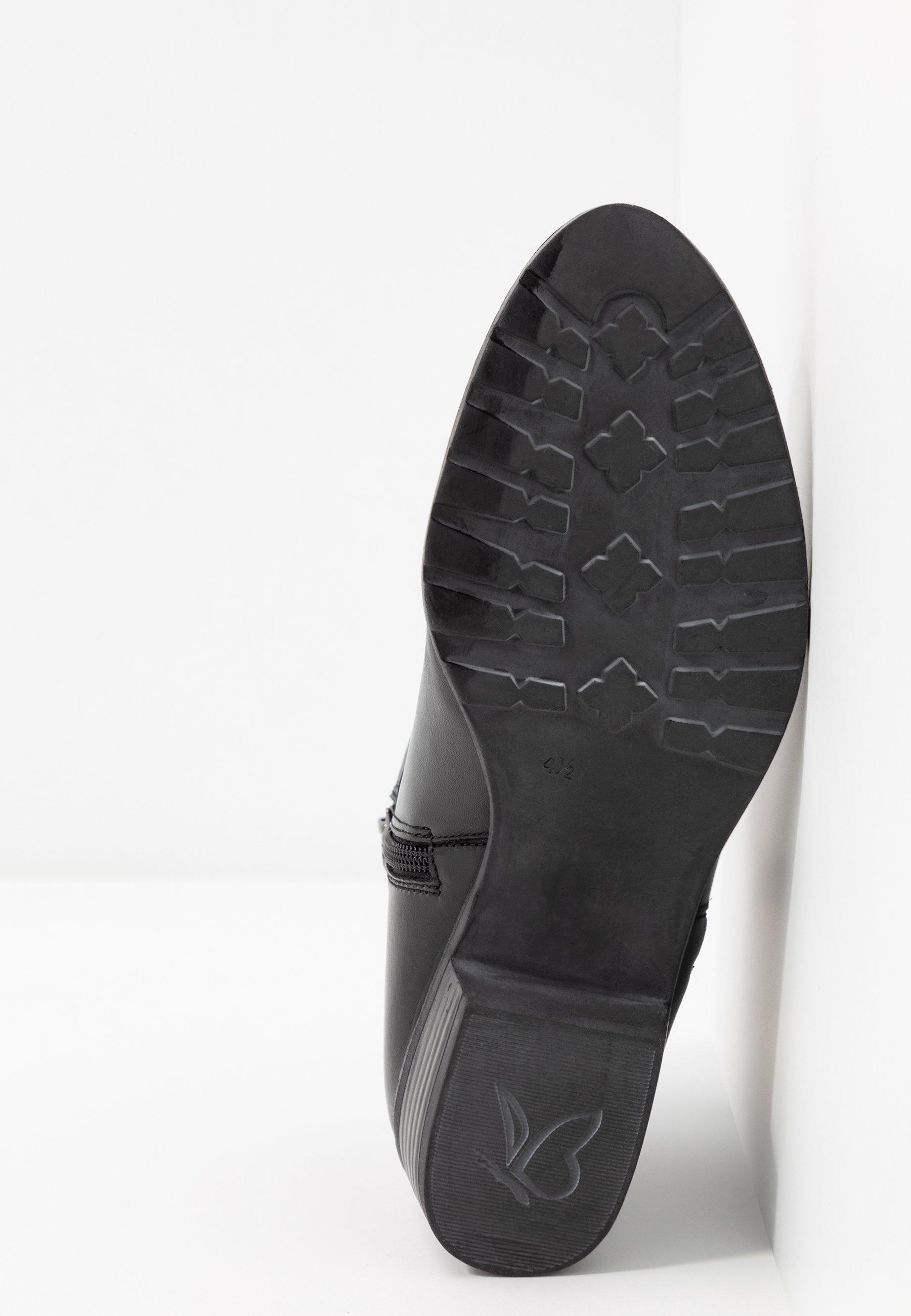 Caprice Ankle Boot black/schwarz