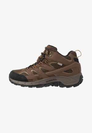 MOAB 2 MID WTRPF - Hiking shoes - earth