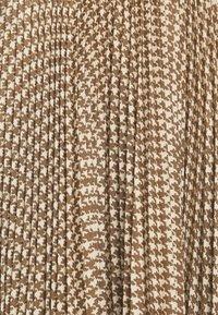 Polo Ralph Lauren - RESE SKIRT - A-line skirt - brown/tan houndst - 5