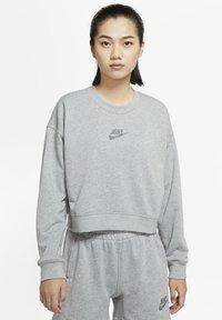 Nike Sportswear - CREW - Sweatshirt - dark grey heather - 3