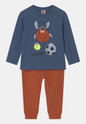 TOM & JERRY SET - Pantalones - dark blue