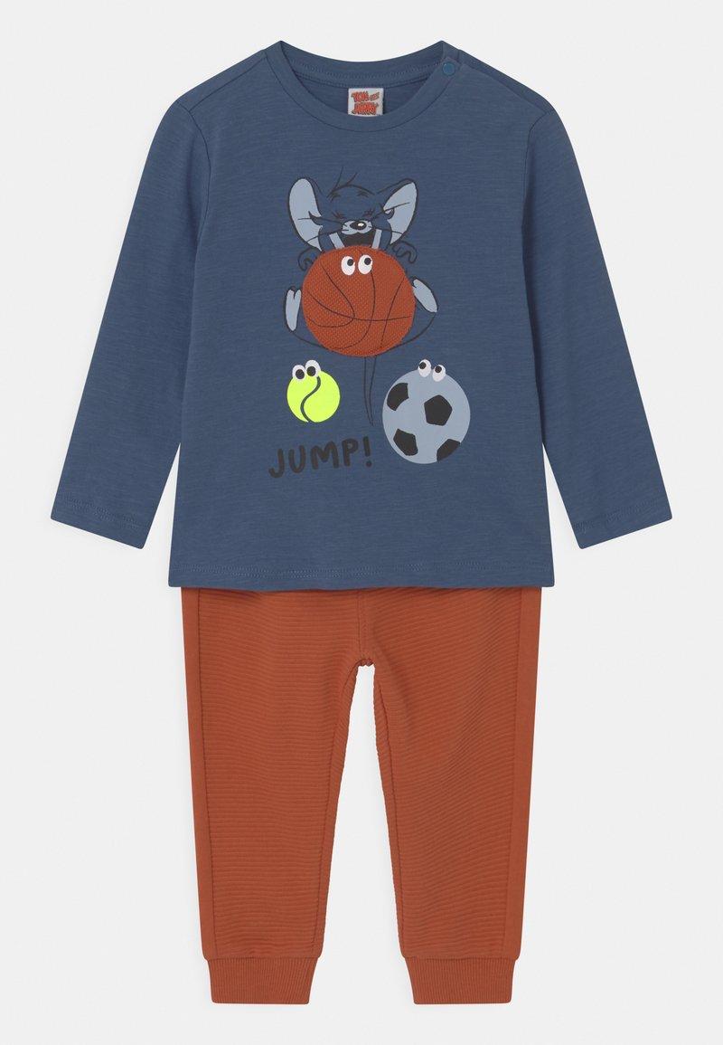 OVS - TOM & JERRY SET - Kalhoty - dark blue