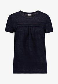 JDY - JDYDANIELLE  - Print T-shirt - sky captain - 4