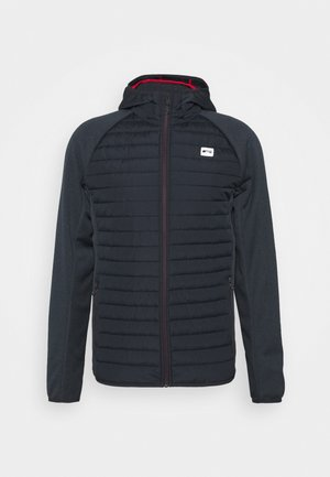 JCOMULTI QUILTED JACKET - Kurtka Outdoor - dark blue