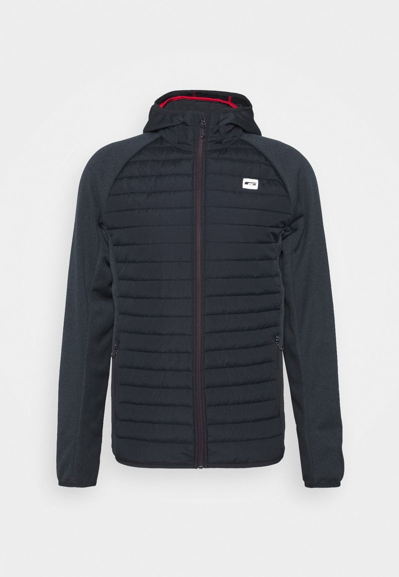 Jack & Jones - JCOMULTI QUILTED JACKET - Outdoor jacket - dark blue
