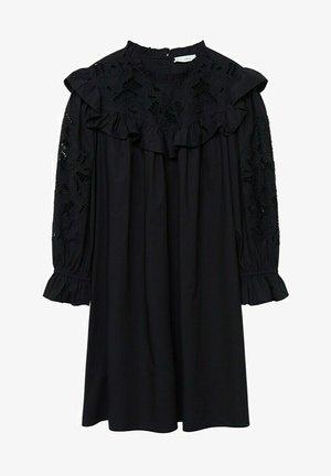 Day dress - svart