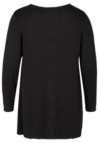 Zizzi - Sweatshirt - black - 5